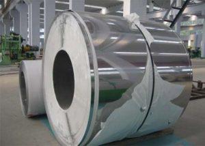 Bobine d'acier inoxydable 316 / 316L