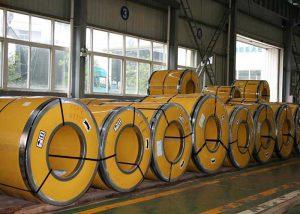 Bobines en acier inoxydable 304 / 304L