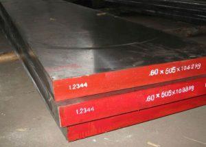 1.2344 H13 SKD61 acier à outils plat