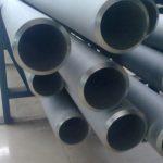 254SMO UNS S31254 Tube soudé sans soudure