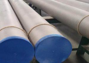 ASTM A790 UNS S31803 S32750 S32760 Tuyau d'acier inoxydable duplex