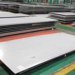 plaque de tôle d'acier inoxydable 201, 304, 304L, 321,316,316L, 310S