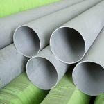 Tuyaux et tubes soudés sans soudure de l'acier inoxydable 317 / 317L