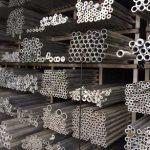 Tube en aluminium 6082, 5083, 5086, 5052, 6063, 7075, 1100 tuyau