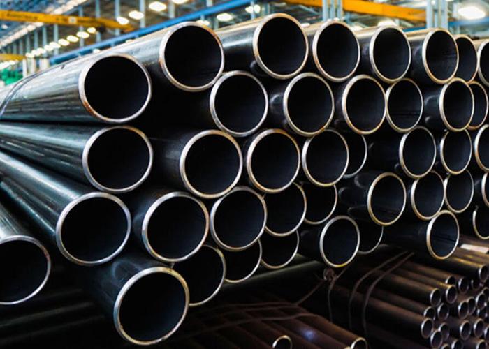 Tube en acier soudé sans soudure ASTM A335 P91