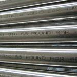 Barre ronde en acier inoxydable ASTM A276 AISI 316