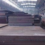 Plaque d'acier résistante à l'usure de haute résistance NM500 NM400