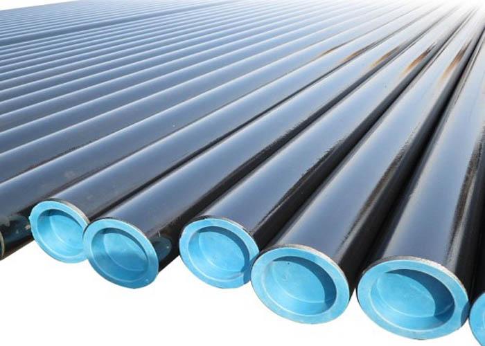 Tube en acier structurel à grain fin S275J0H S275J2H S355J0H S355J2H