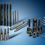 Vérin hydraulique et pneumatique ST45, ST52, SAE1026 avec tube en acier sans soudure de précision