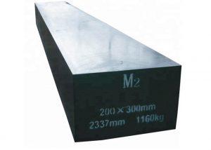 M2 1.3343 SKH51 Barre ronde en acier à grande vitesse en acier