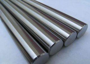 Barre ronde en nickel 200 N02200 / 2.4066