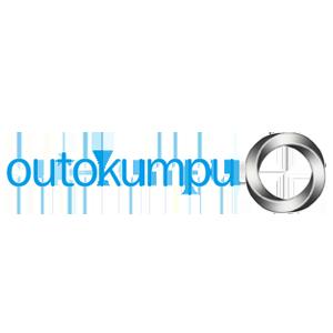 Logo d'Outokumpu
