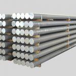 Barre en alliage d'aluminium 1080,2A11,3003,4A11,5754,6082,7A05