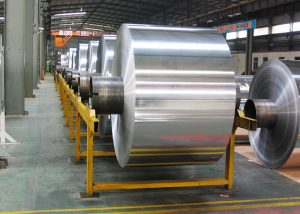 Bobine d'aluminium d'alliage avec 1100,2024,3105,4A11,5083,6061,6082,6063,7A09