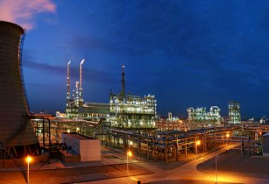 industrie de l'énergie et de la chimie