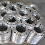 Bride en acier inoxydable SS316 / 1.4401 / F316 / S31600