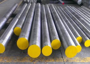 Acier de moule en plastique P20 1.2311 Barre ronde en acier allié