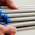 GH3030 GH3039 Tube en acier inoxydable pour instrumentation ou hydraulique