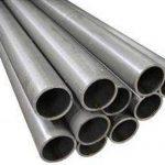 ST45, SAE1026, E355, E460, 4130, 4140 Tuyau d'acier sans soudure de haute précision