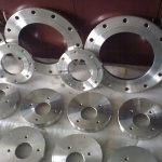 brides en acier inoxydable 253MA, S31254, 904L, F51, F53, F55
